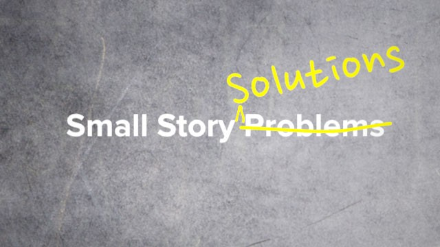 Small Story Problems